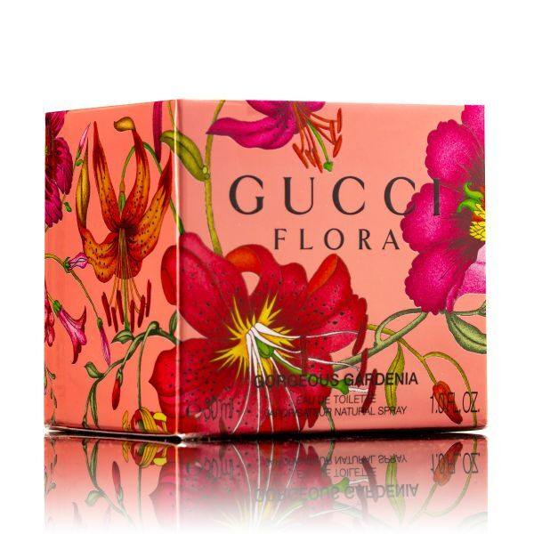 Flora by Gucci Gorgeous Gardenia туалетная вода